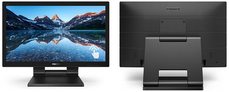 Philips 222B9T monitor – érints meg! 11