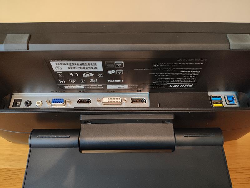 Philips 222B9T monitor – érints meg! 8