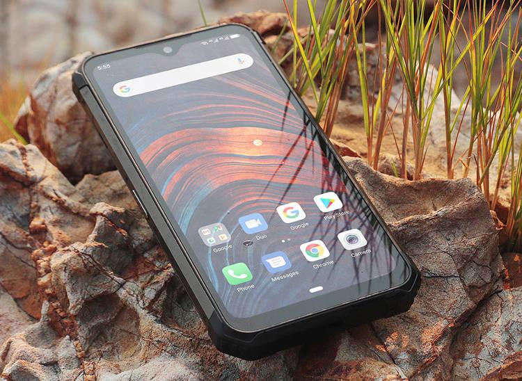 Ulefone Armor 7 – törhetetlen telefon, felső kategóriás képességekkel
