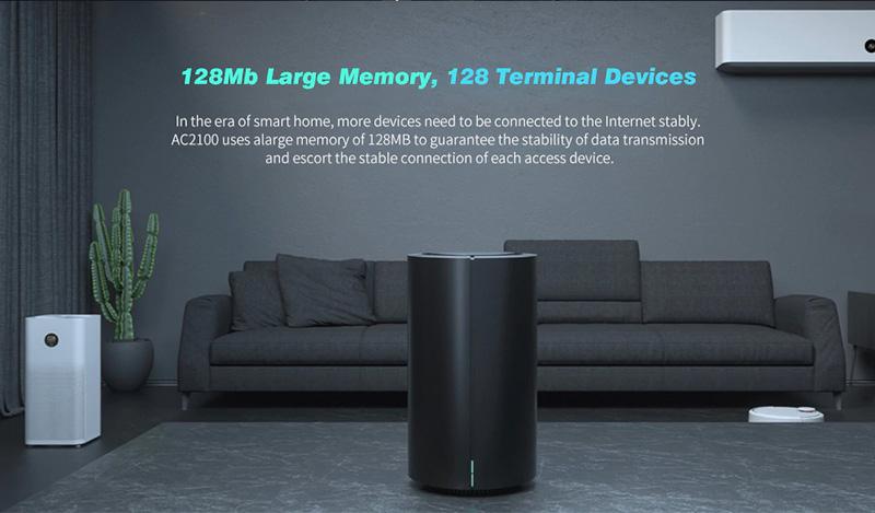 Xiaomi AC2100 router teszt – erre senki nem készített fel! 19