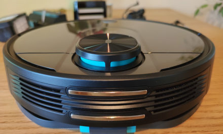 Xiaomi Viomi V2 Pro - Laser Fighter Robotic Cleaner Refilled
