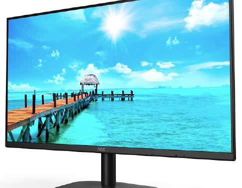Az AOC bemutatta a belépő szintű B2-es sorozat, háromoldalon keret nélküli monitorjait