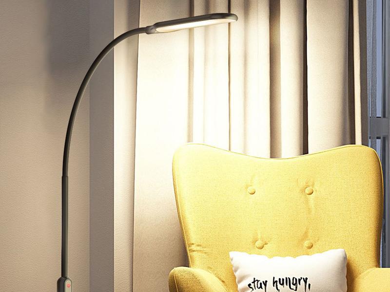 BlitzWolf® BW-LT28 – dizájnos olvasólámpa állítható fényerővel