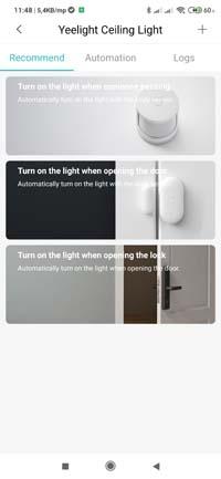 Xiaomi Yeelight YLXD39YL – sokkal több, mint egy egyszerű lámpa 13