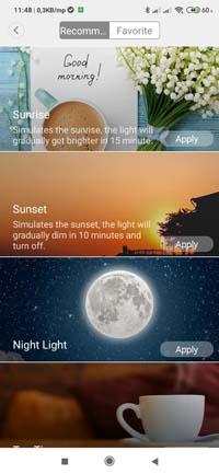 Xiaomi Yeelight YLXD39YL – sokkal több, mint egy egyszerű lámpa 14