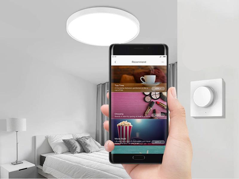 Xiaomi Yeelight YLXD39YL – sokkal több, mint egy egyszerű lámpa