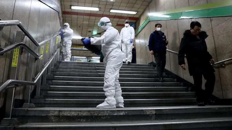 Koronavírus - Dél-koreában romlik a helyzet, a Samsung bezárta a Galaxy Fold gyárát 2