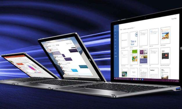 CHUWI Hi10 X – notebook vagy tablet? Mindkettő!