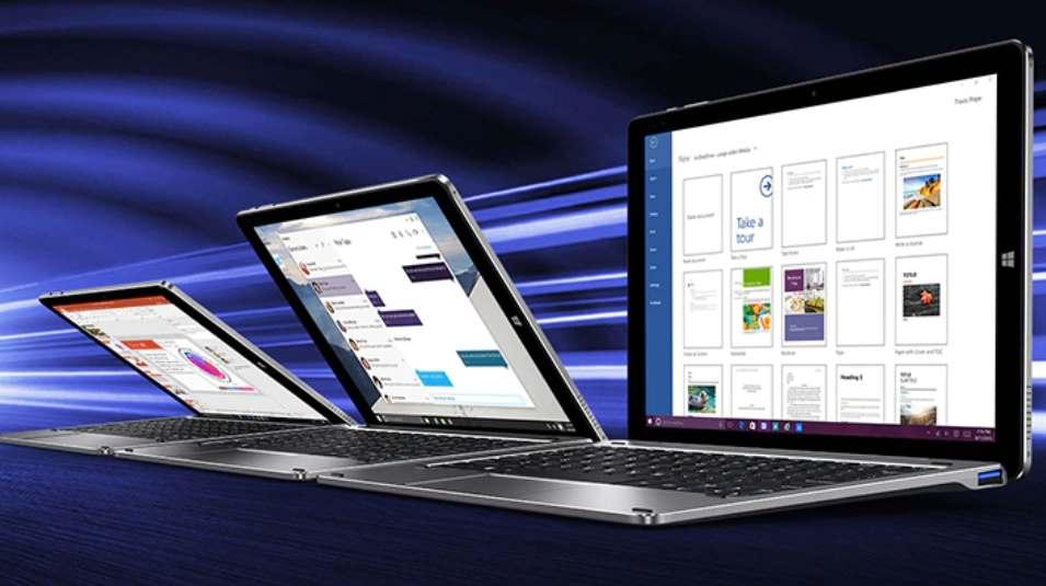 CHUWI Hi10 X - notebook vagy tablet? Mindkettő!