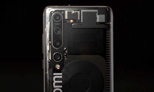 Átlátszó, üveg hátlappal érkezik a Xiaomi Mi 10 Explorer Edition