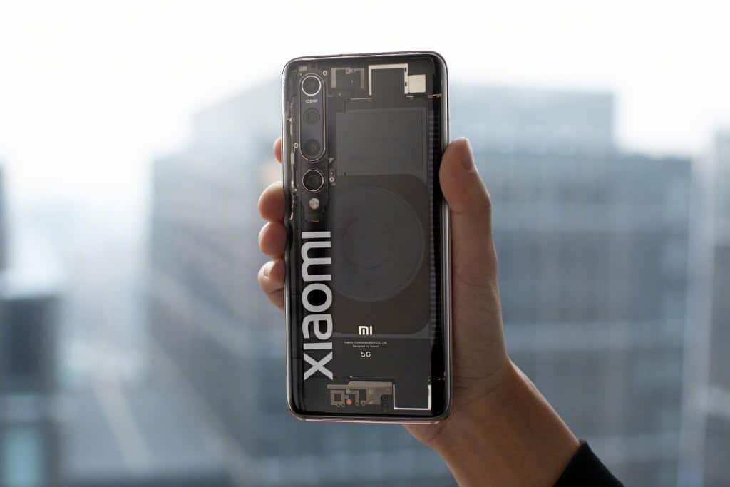 Átlátszó, üveg hátlappal érkezik a Xiaomi Mi 10 Explorer Edition 4