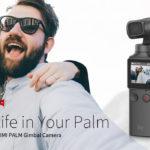 Március 19-én indul a Xiaomi Fimi Palm kamera szállítása