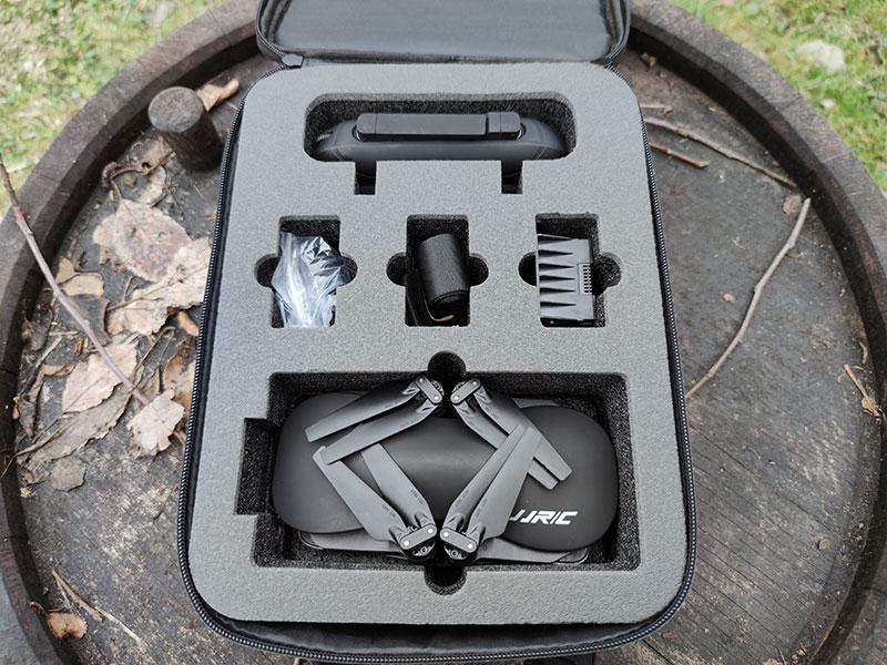 JJRC X12 drón teszt, a kezdők legjobb barátja 4