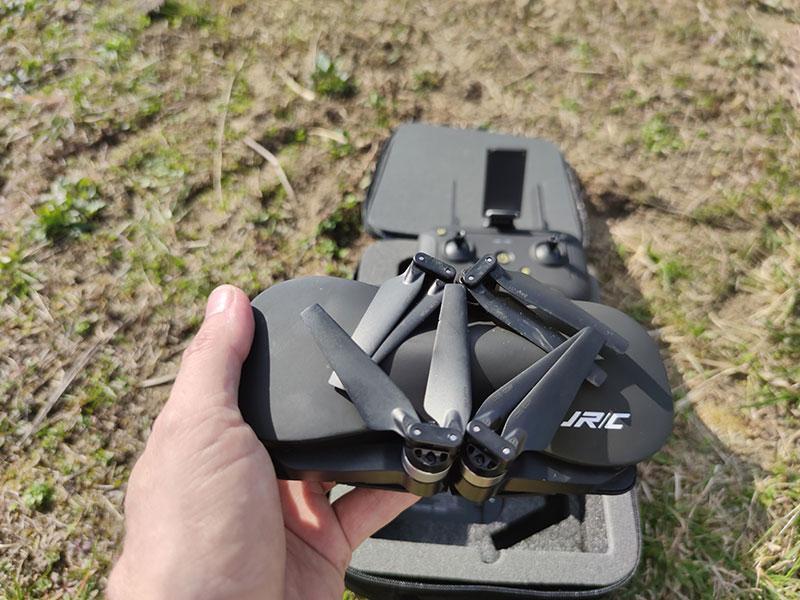 JJRC X12 drón teszt, a kezdők legjobb barátja 12