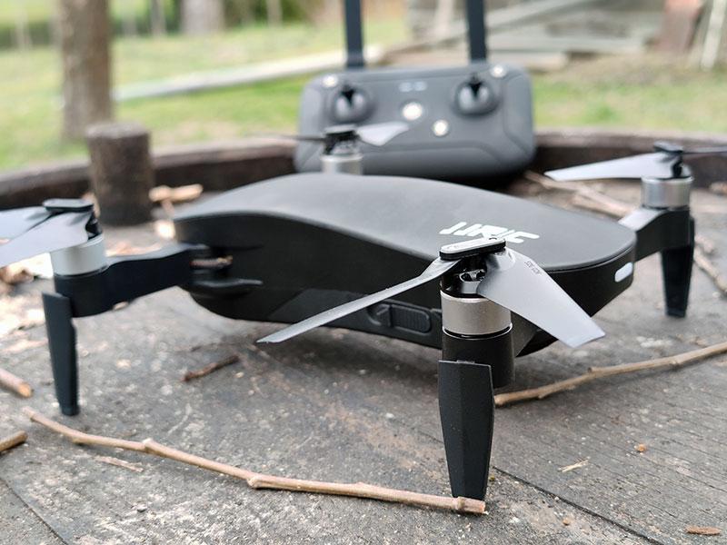 JJRC X12 drón teszt, a kezdők legjobb barátja 17