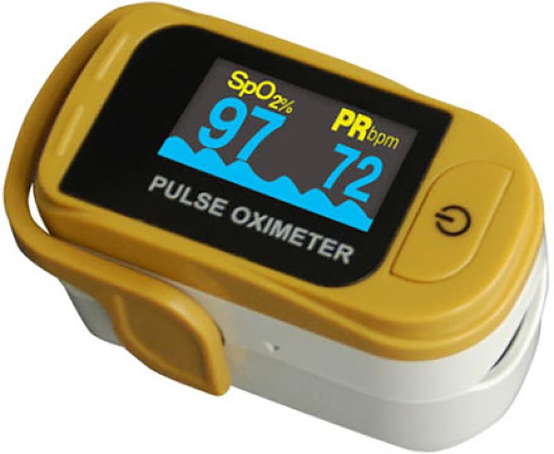 Pulzoximeter – a tüdőgyulladás felfedezése időben