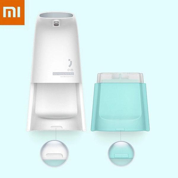 Kipróbáltuk - Xiaomi szappanhab adagoló érintés nélkül 6