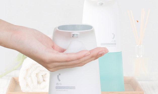 Kipróbáltuk – Xiaomi szappanhab adagoló érintés nélkül