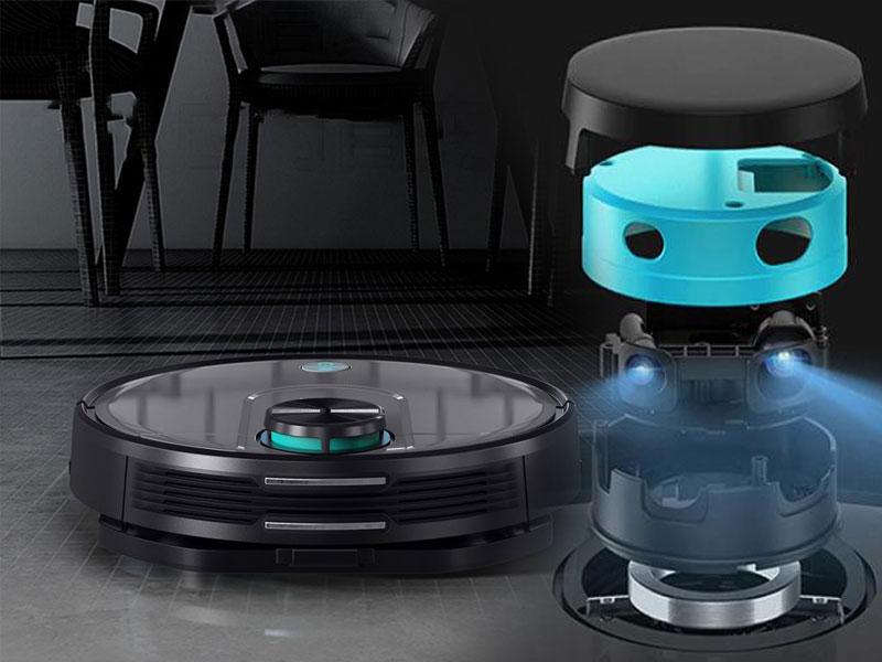 A tavasz 5 legjobb, EU raktáras, lézeres robotporszívója