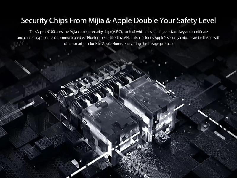 Xiaomi Aqara N100 okoszár teszt, viszlát kulcscsomó 9