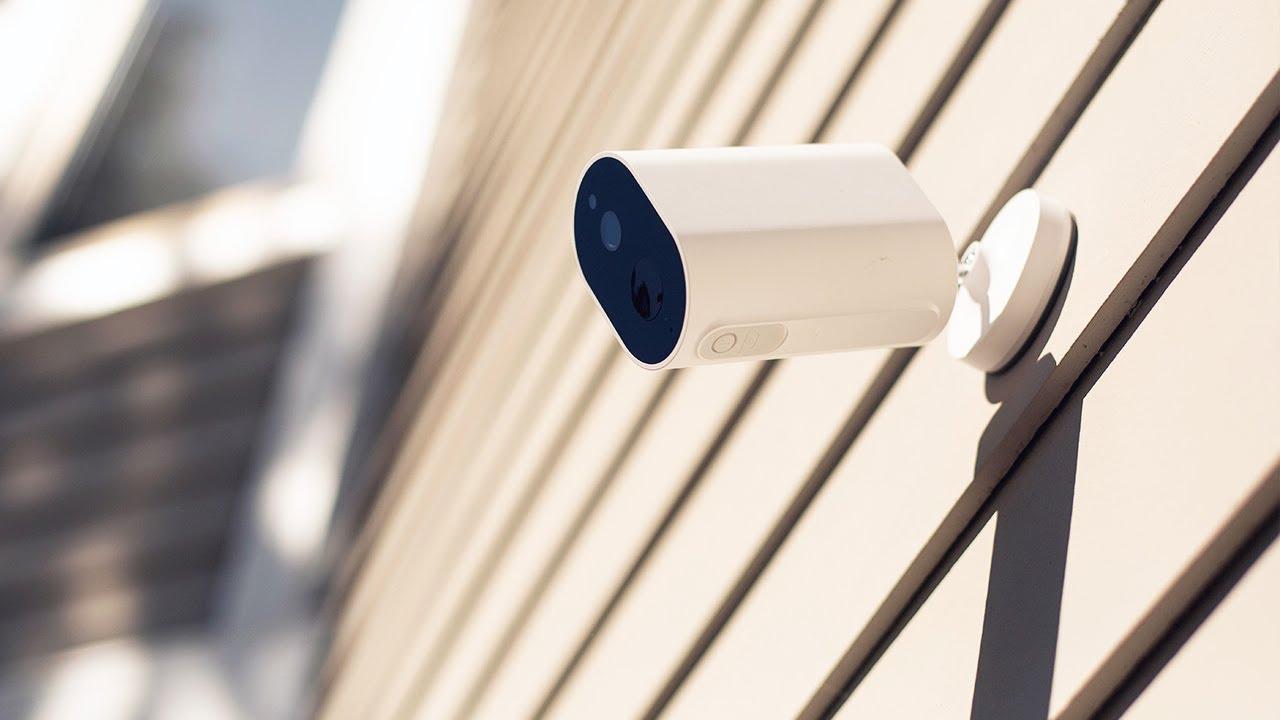 IMILAB EC2: legolcsóbb biztonsági kamera MI funkcióval