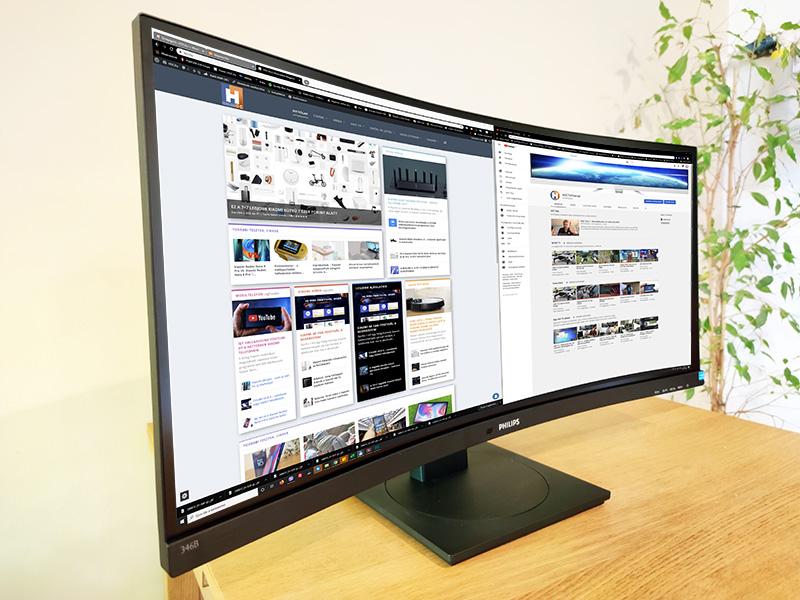 Philips 346B1C – a becsapós monitor