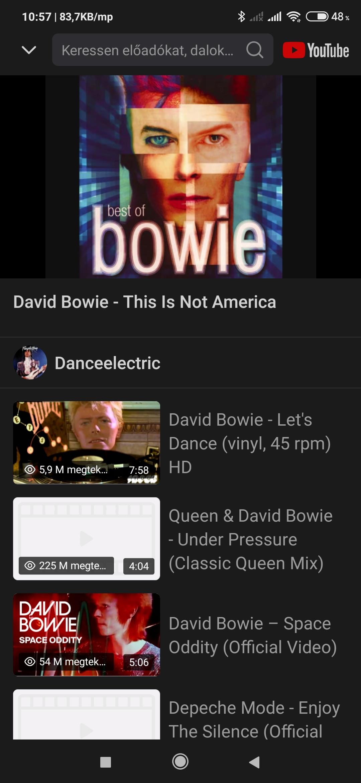 Így hallgassunk Youtube-ot a háttérben Xiaomi telefonon 3