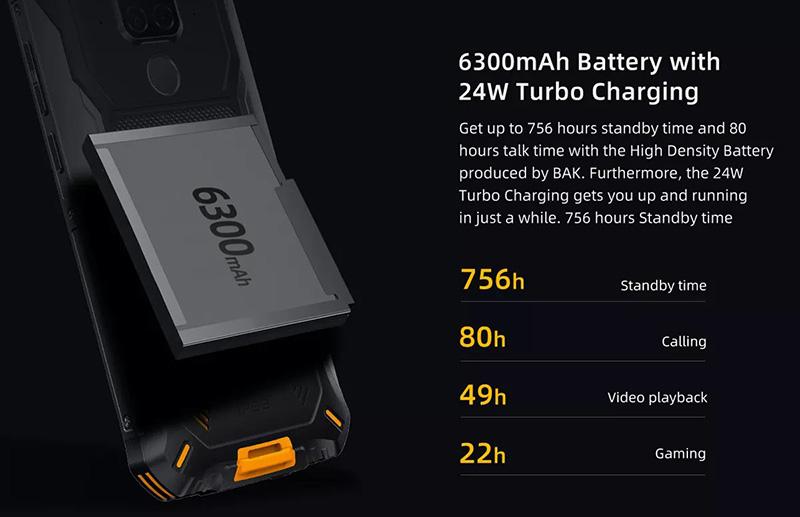 Doogee S68 Pro teszt – olcsó strapatelefon durva képességekkel 18