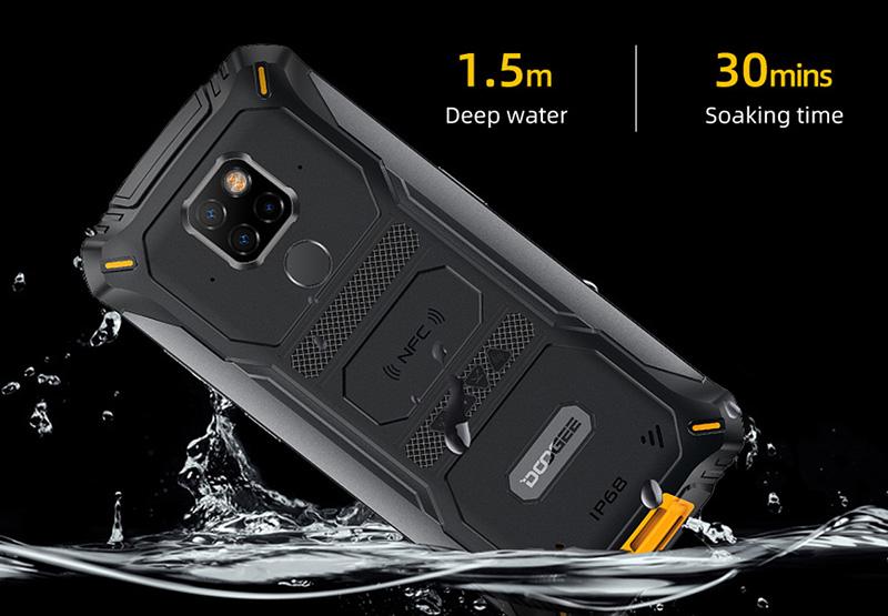 Doogee S68 Pro teszt – olcsó strapatelefon durva képességekkel 14