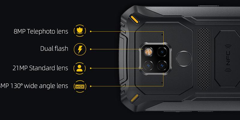 Doogee S68 Pro teszt – olcsó strapatelefon durva képességekkel 9