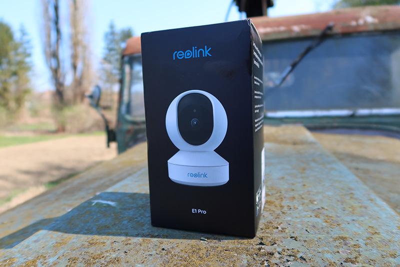 Reolink E1 Pro – 4K-s beltéri kamera gombokért 3
