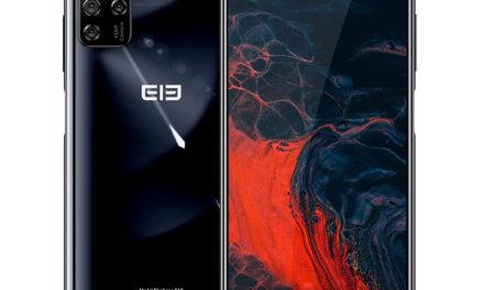 Elephone E10 – olcsó mobil 5 kamerával