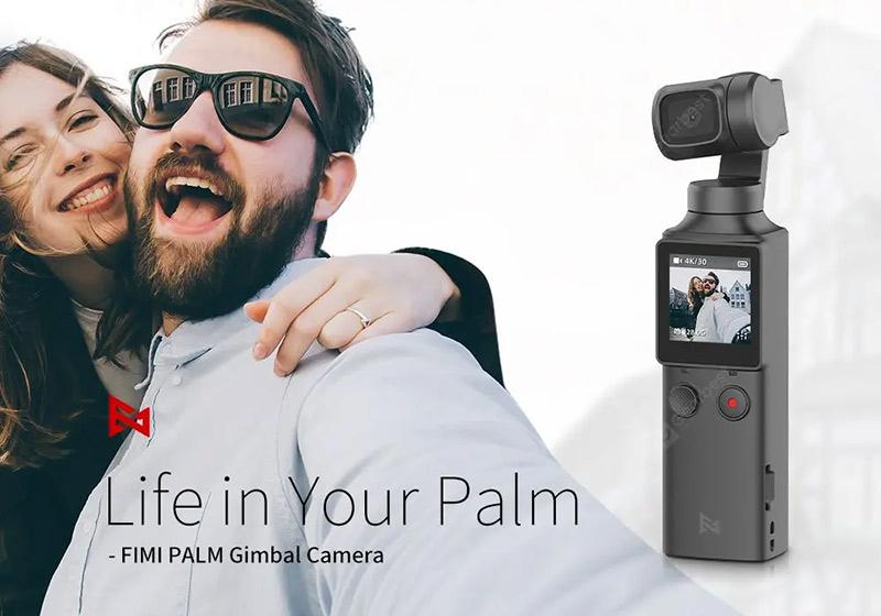 Xiaomi FIMI Palm marokkamera teszt – még annál is sokkal jobb! 1