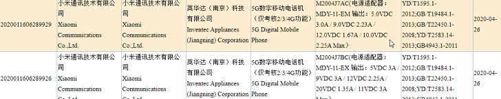 Milyen telefonok jelennek meg 2020-ban a Xiaomi kínálatában? 4