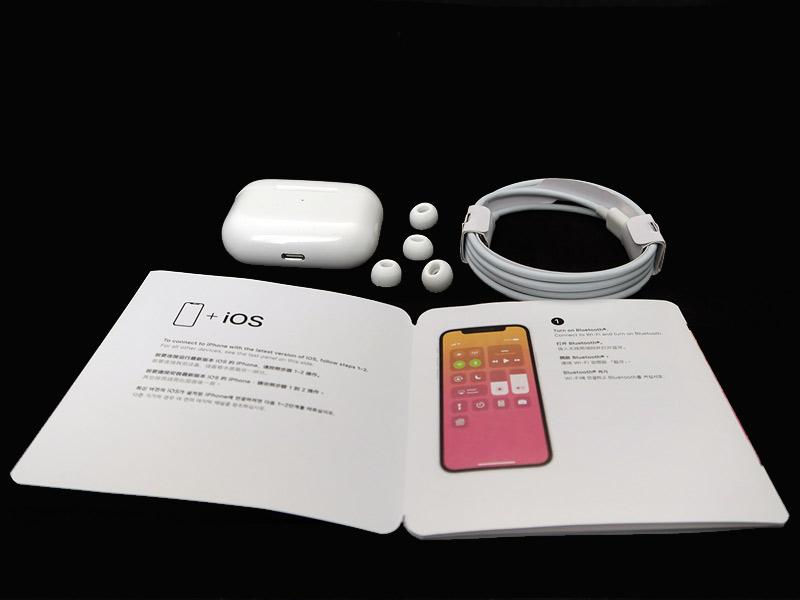 TWS Pro - A legjobb AirPods Pro klón tesztje 3