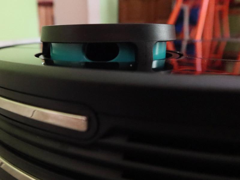 Xiaomi Viomi V3 robotporszívóteszt – a sikeres csúcshódítás 36
