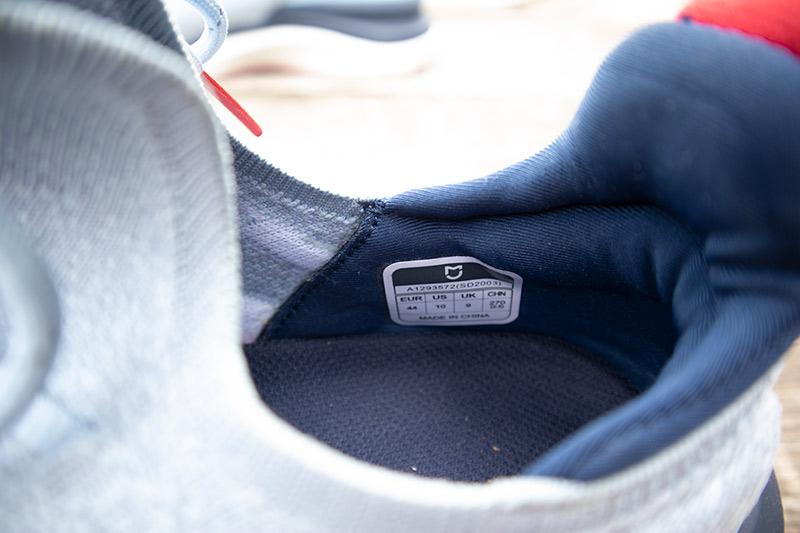 Xiaomi Sneakers 4 cipő teszt – a lábad tuti ezt választaná! 6