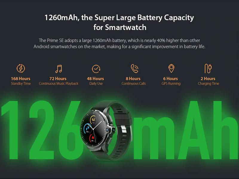 Kospet Prime SE teszt – a nevében olcsósított Androidos okosóra 6
