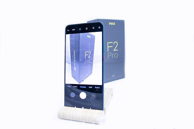 Xiaomi Poco F2 Pro – a legolcsóbb csúcstelefon 31