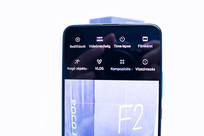 Xiaomi Poco F2 Pro – a legolcsóbb csúcstelefon 16