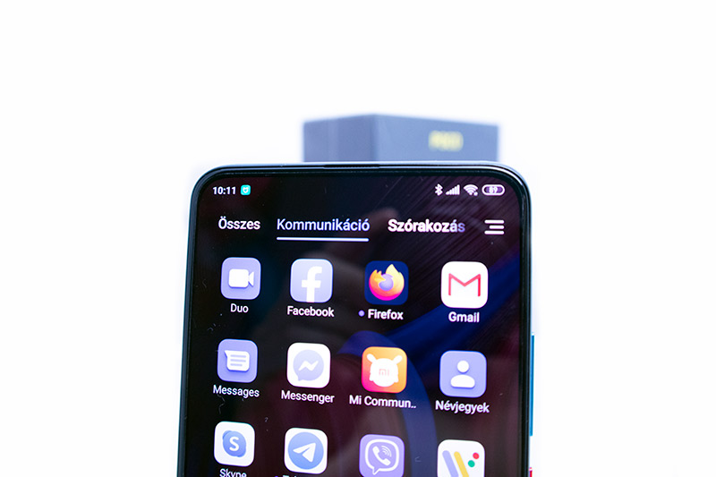 Xiaomi Poco F2 Pro – a legolcsóbb csúcstelefon 9