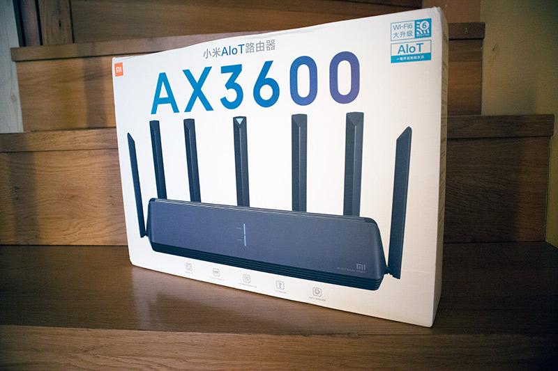 Xiaomi AIoT AX3600 Wi-Fi 6 router teszt – a végtelenbe és tovább! 8
