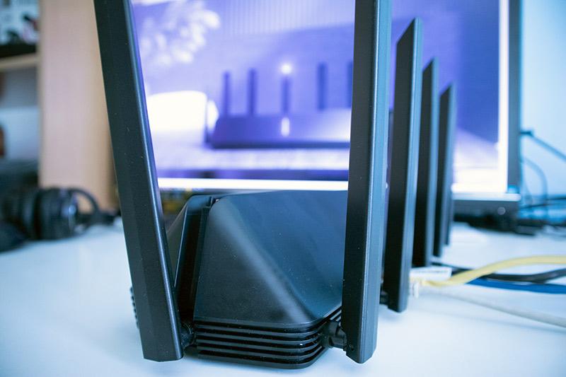 Xiaomi AIoT AX3600 Wi-Fi 6 router teszt – a végtelenbe és tovább! 14