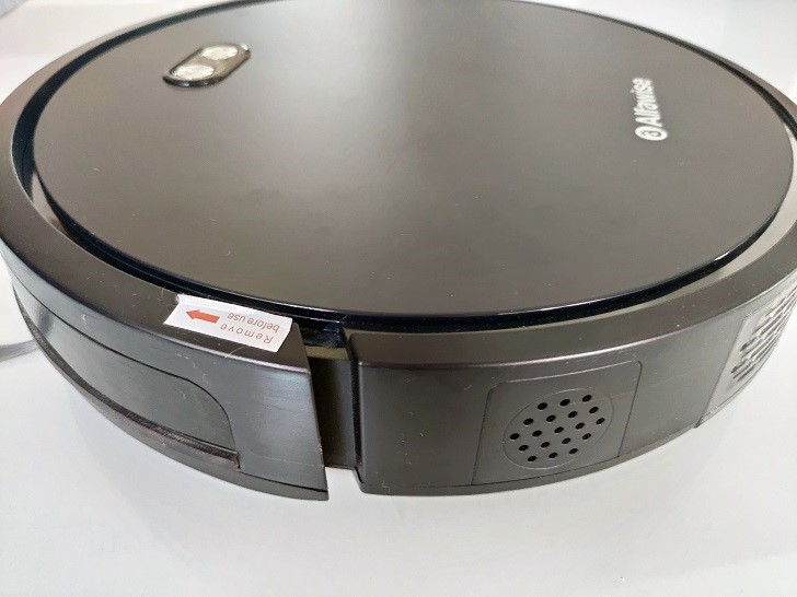 Alfawise V8S Max robotporszívó – az okos választás 6