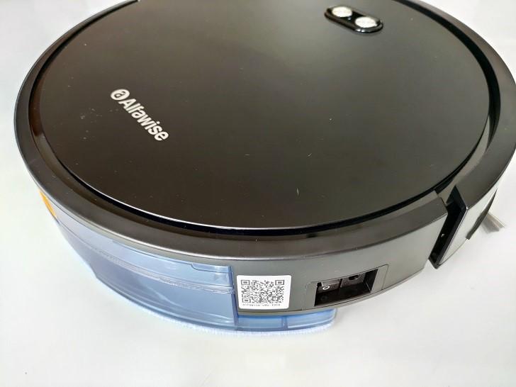 Alfawise V8S Max robotporszívó – az okos választás