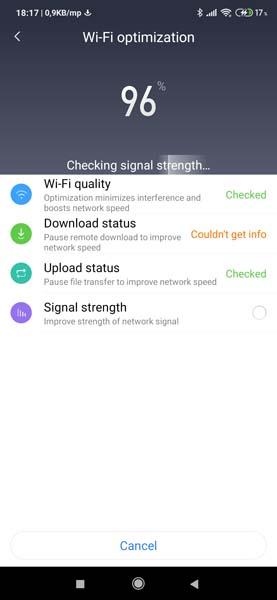 Xiaomi AX1800 router teszt – olcsó Wi-Fi 6 mindenkinek! 10
