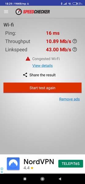 Xiaomi AX1800 router teszt – olcsó Wi-Fi 6 mindenkinek! 26