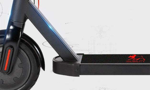 Olcsó, gyors és könnyű a NIUBILITY N1 elektromos roller