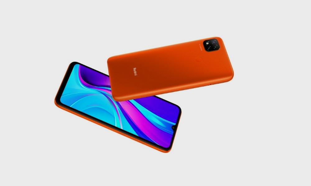 NFC-t kap a Redmi 9C telefon 1