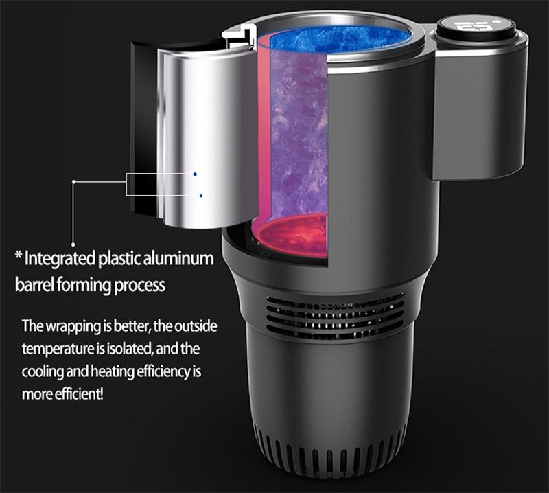 Az autós italhűtő és teleszkópos ventilátor esete a kánikulával 4
